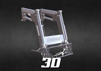 Ładowacz 3D