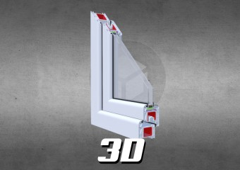 Miniatura 3d - Clasictherm biały